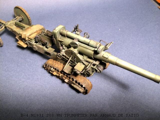 un B-4 M1931 203 mn (le marteau de Staline trumpeter 1/35 - Page 2 234201B42021