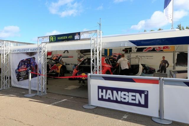 Rallycross - Sébastien Loeb remporte sa première victoire au volant de la PEUGEOT 208 WRX ! 234794wrx201610010081