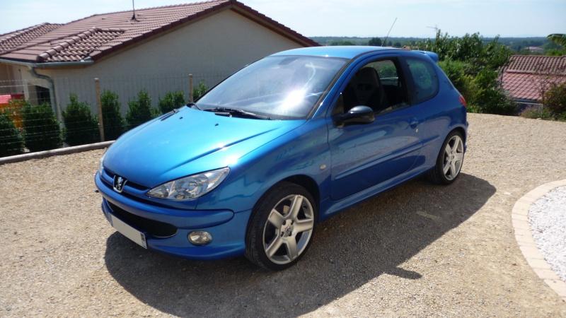 [BoOst] Peugeot 206 RCi de 2003 235004632