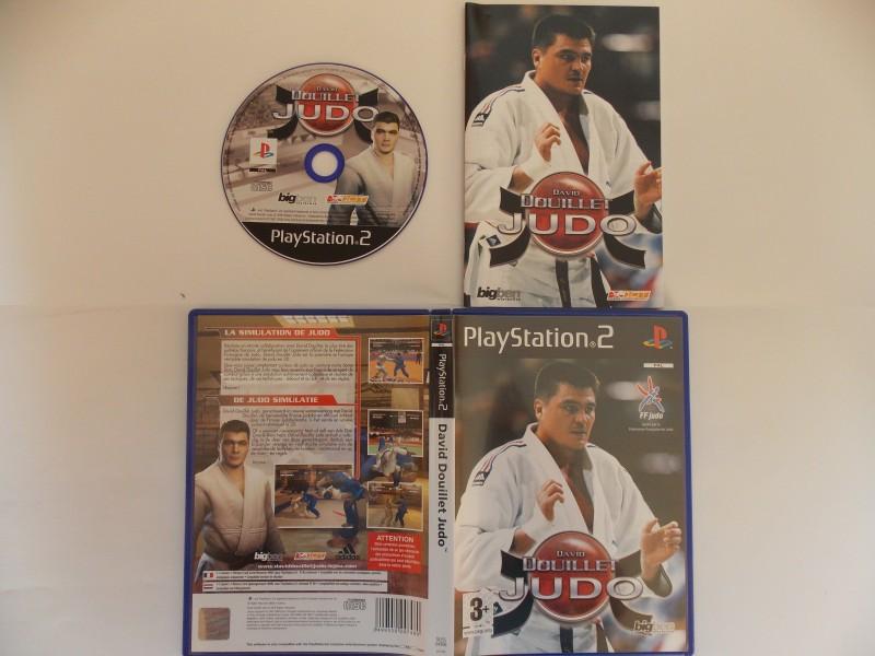 David Douillet Judo 236083Playstation2DavidDouilletJudo
