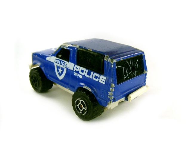 N°2306 Ford bronco police 236129S4200040