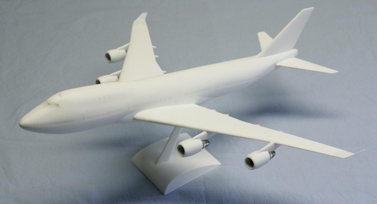 Boeing 747-4F British Airways revell 1/144 236368MG0968