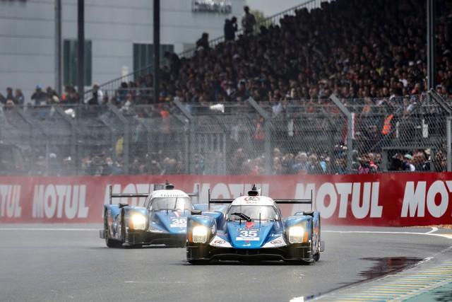 Alpine présent en force pour l'édition 2016 du Mans Classic 2370547980316