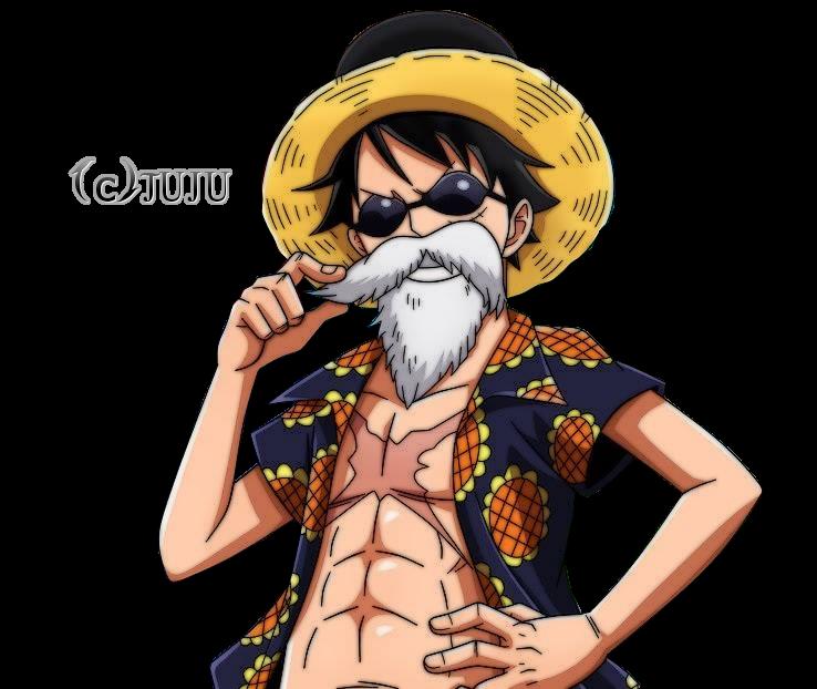One Piece 237095luffybarbe
