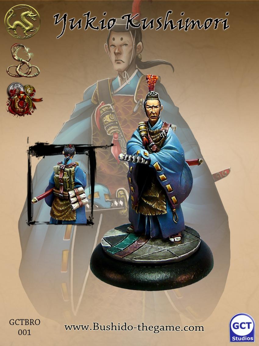 Ronin, jeu d'escarmouche au temps des Samuraï 238760YukioKushimoriPromo