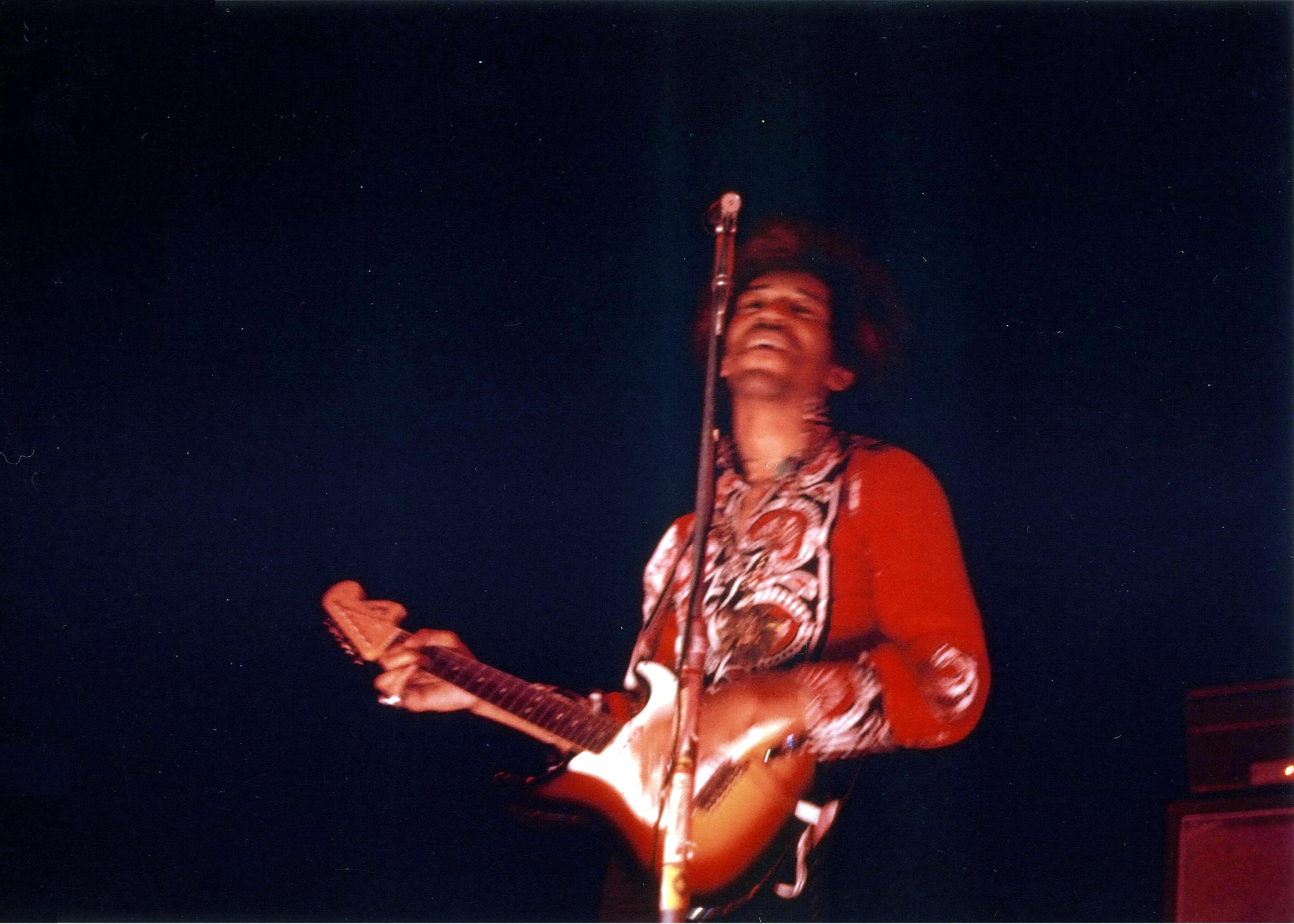 Shreveport (Municipal Auditorium) : 31 juillet 1968 238943Shev004