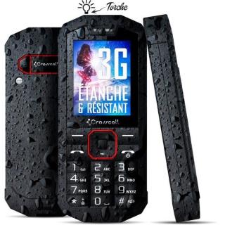 Les nouveaux telephones indestructibles. - Page 4 239274crosscallspiderx3gnoir
