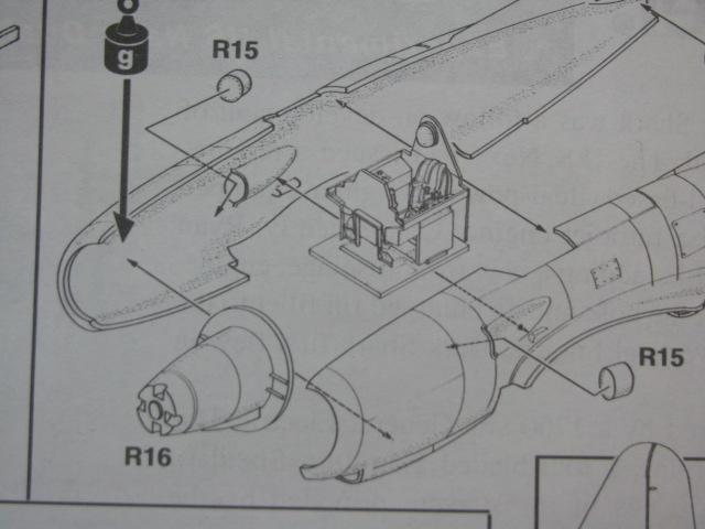 Ryan XF2R-1 Dark Shark Czech Model 1/48.....Terminé! 239396IMG8424