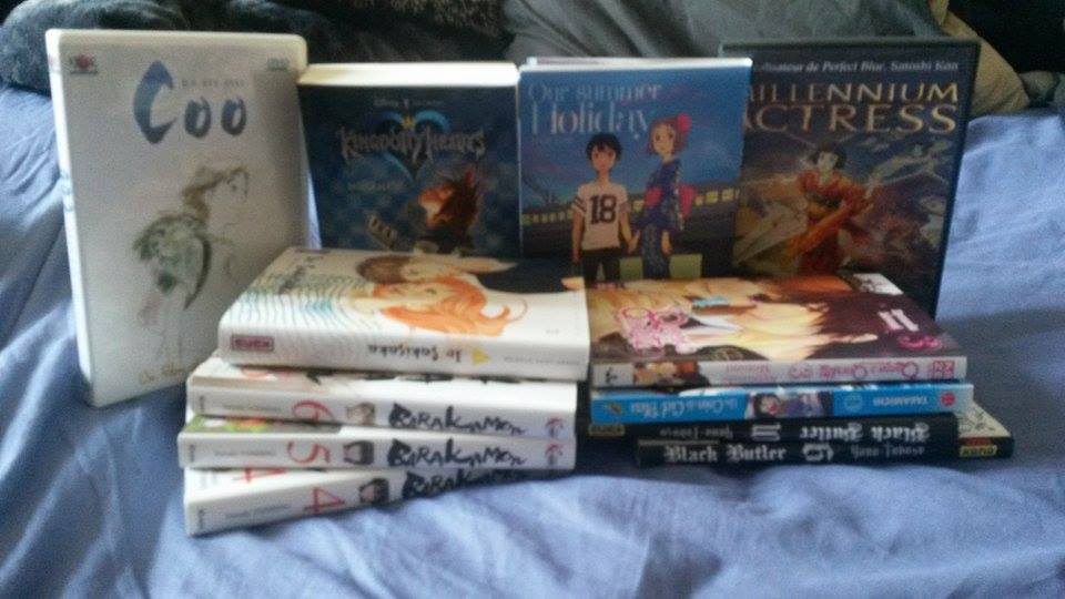 Vos achats d'otaku et vos achats ... d'otaku ! - Page 3 239428201