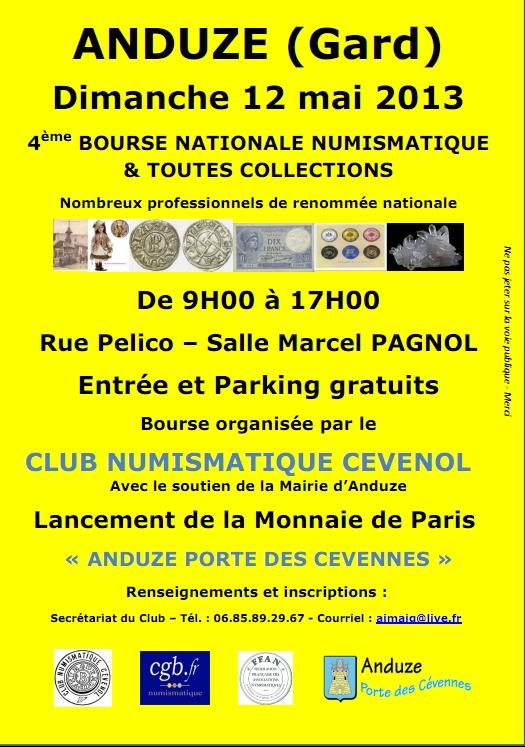 Bourse d'Anduze le 12/05/2013 239431anduze