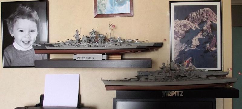Prinz Eugen Trumpetter 1/350  240709PrinzEugenTrumpeter1x35033