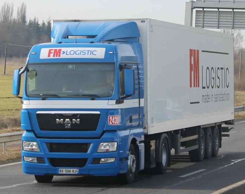 FM Logistic (Faure et Machet Logistic)(Phalsbourg, 57) 240713072