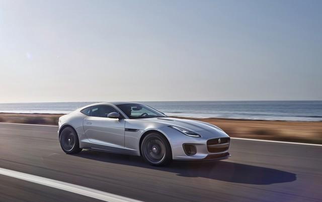 Lancement De La Nouvelle Jaguar F-TYPE Dotée De La Technologie GOPRO En Première Mondiale 241177jaguarftype18my400slocationexterior10011707