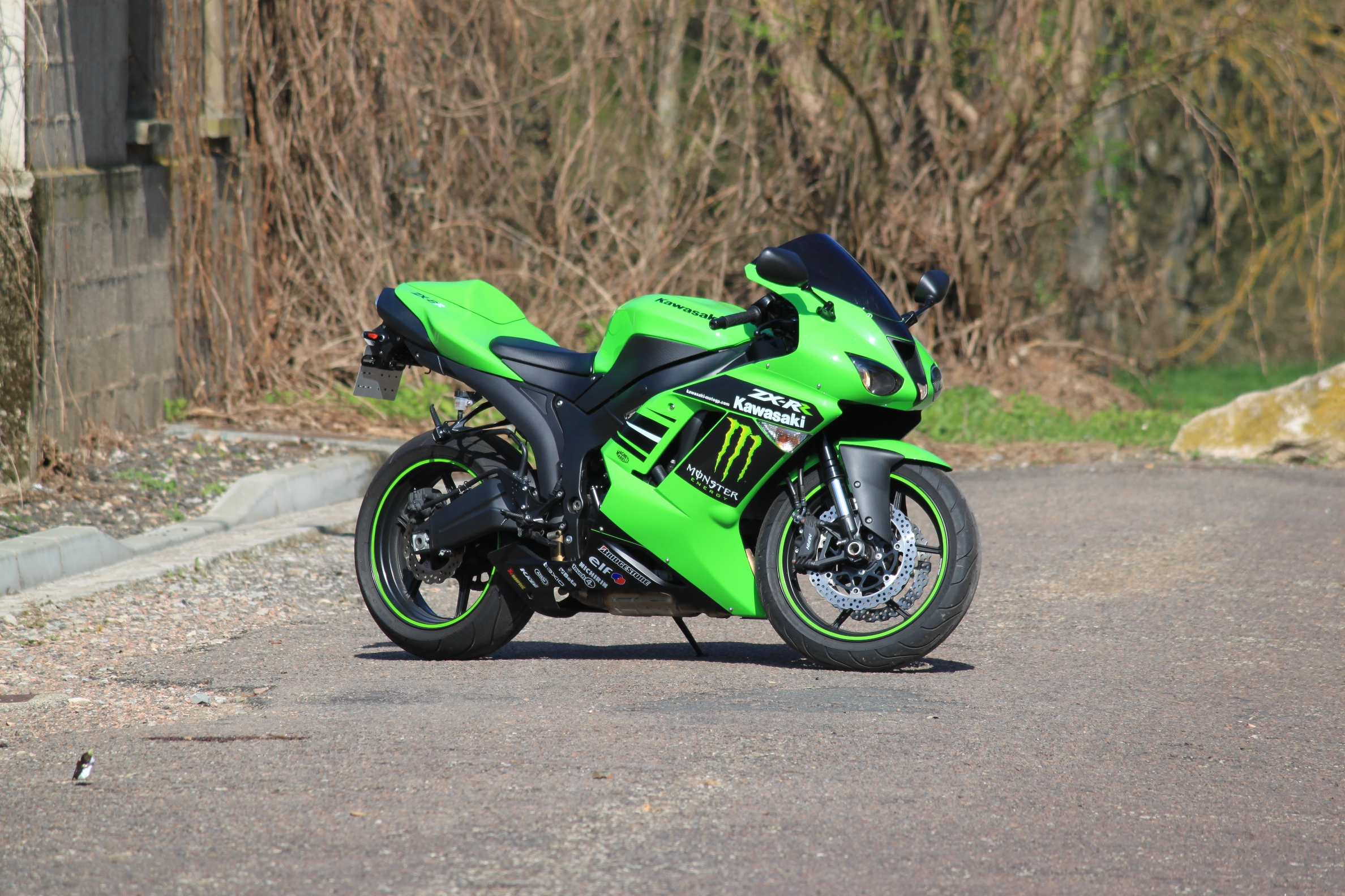 zx6r 2008 Monster Edition 241336IMG4232