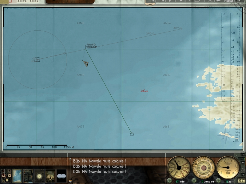 Silent Hunter III : rapports de patrouille. 241776Patr14