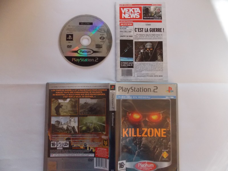 Killzone 242015Playstation2Killzoneplat