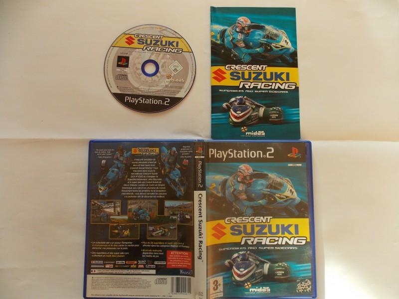 Crescent Susuki Racing 242764Playstation2CrescentSusukiRacing