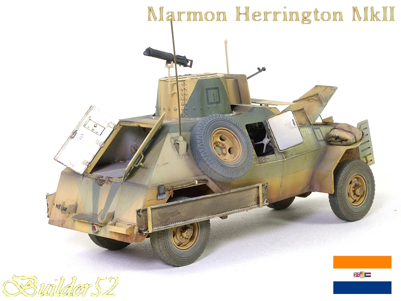 Marmon Herrington Mk.II - Grèce 1941 - IBG 1/35 242993P1040891
