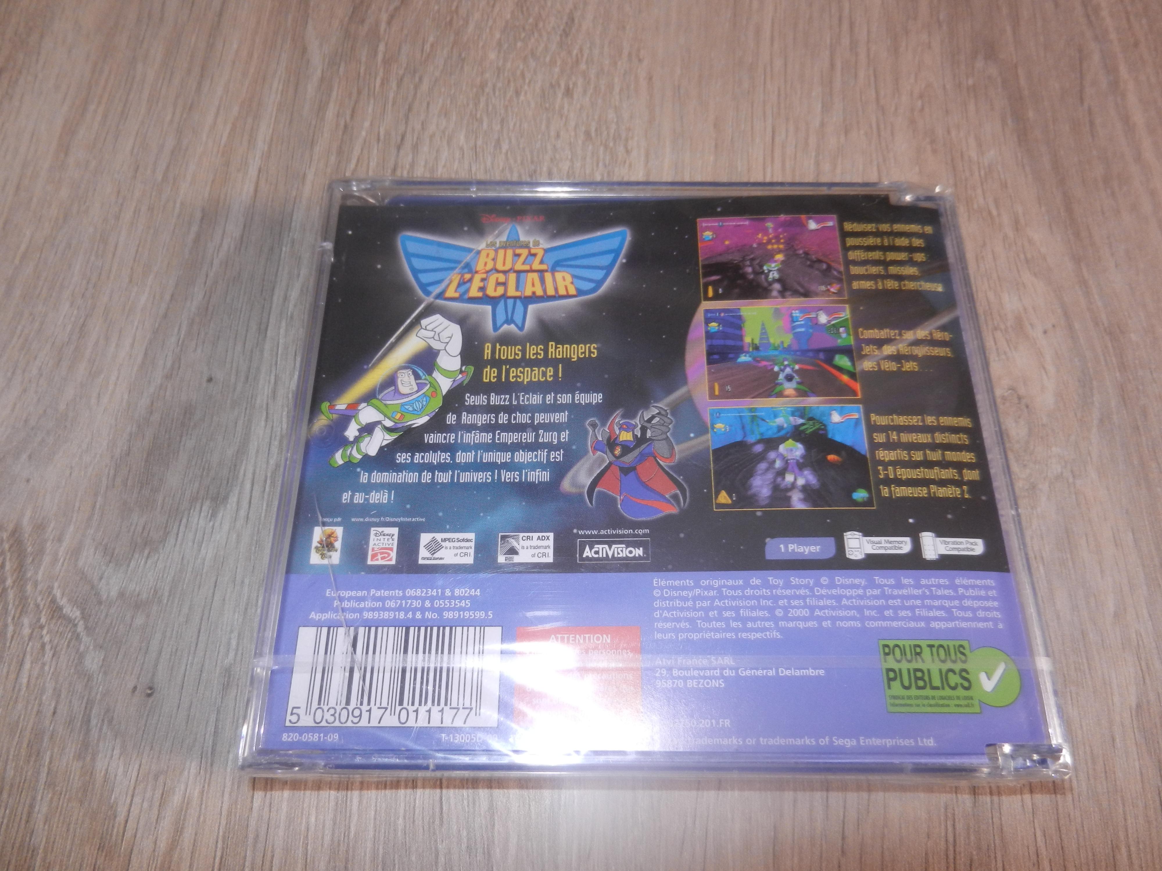 [OK] Fullset Dreamcast PAL FR sous BLISTER : TERMINE au 12/12/16 243041DSCN2453