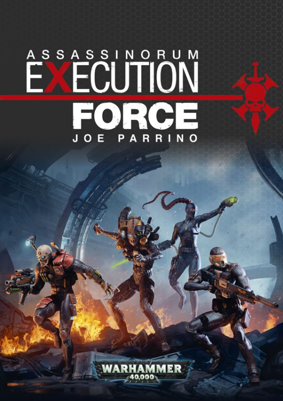 Assassinorum: Execution Force et The Emperor's Judgement de Joe Parrino 243160AssassinorumexecutionforceA5