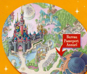 passeport - Tout savoir sur les Passeports Annuels pour Disneyland Paris 243540bureauPA