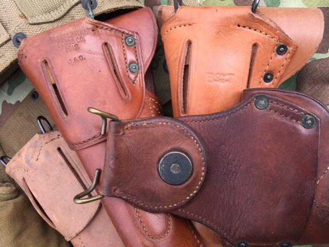 Les holsters pour 1911 et 1911A1 244485IMG7193