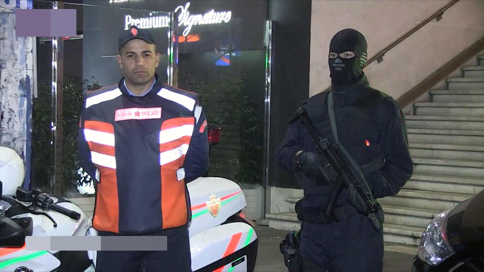 Moroccan Special Forces/Forces spéciales marocaines  :Videos et Photos : BCIJ, Gendarmerie Royale ,  - Page 9 2448144944
