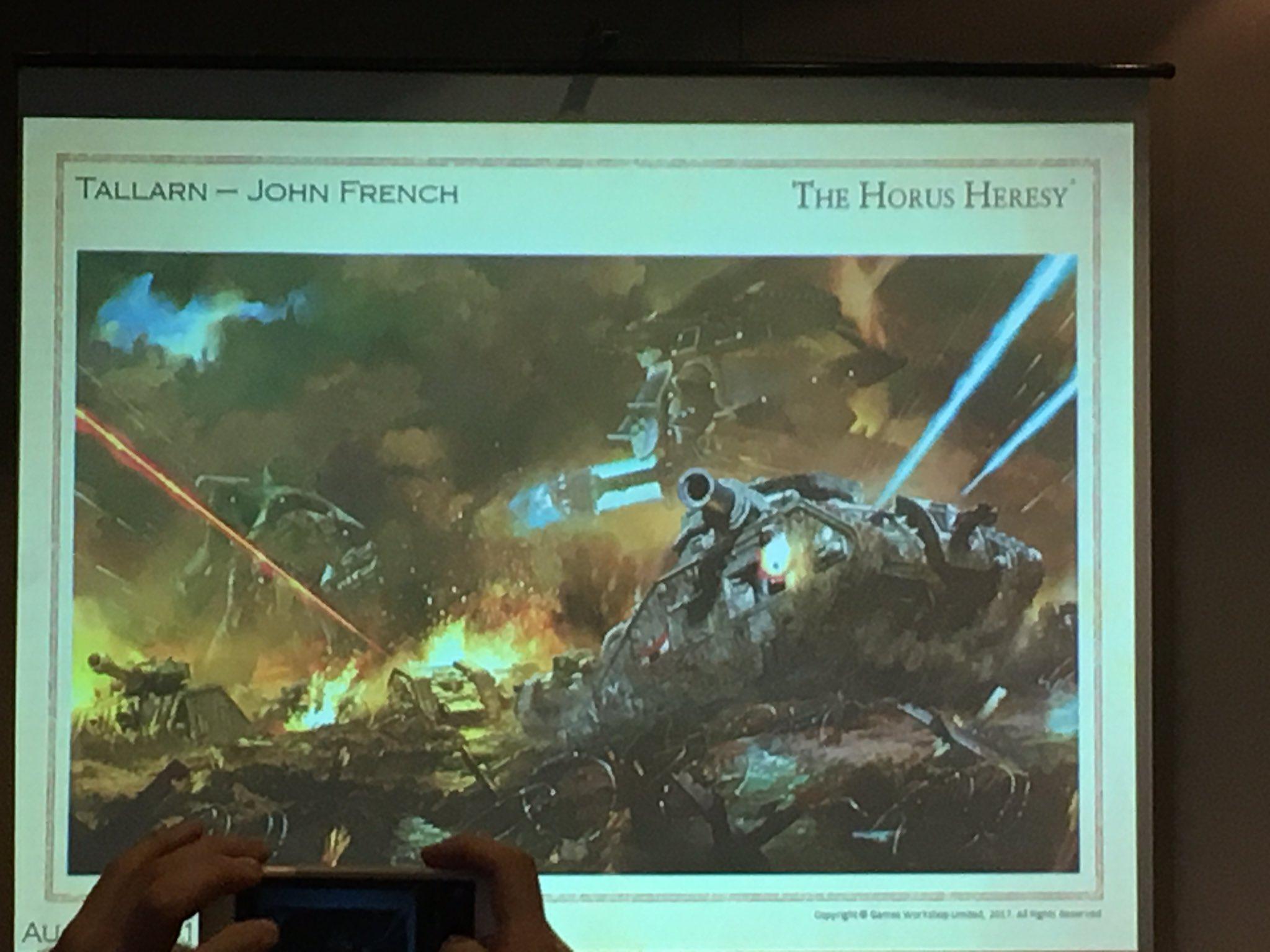 [The Horus Heresy Weekender 2017] - Centralisation des news 244846IMG20170204162509