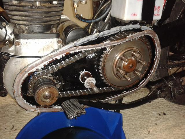 Débris dans dans pompe à huile C11 - Page 2 24504520140106163246
