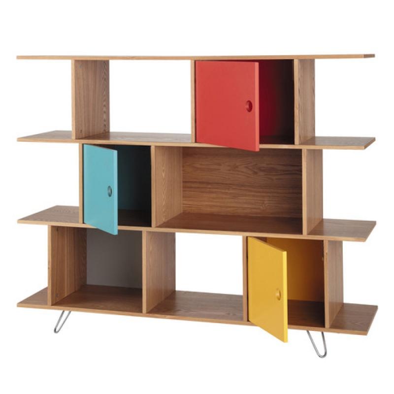 Une bibliothèque pour ranger les jouets 245820meublejouets