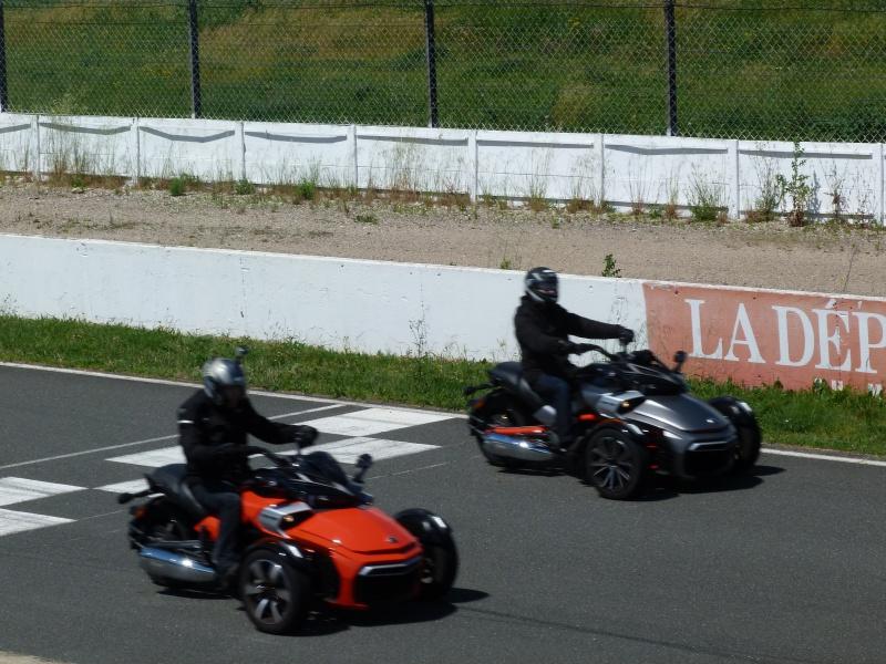 CR & Photos : TSO 17/05/15 : Essai du Can Am SPYDER F3-S et du RT-Limited 246049P1170685