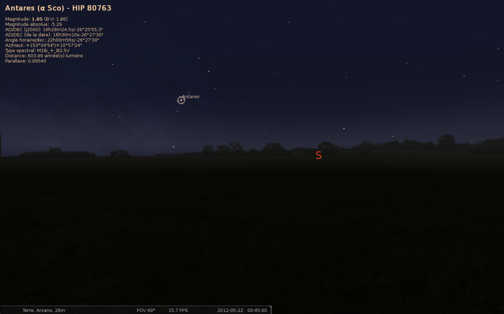 2012: le 22/05 à 00h45 - Lumière étrange dans le ciel  - arzano (29)  246574isa292