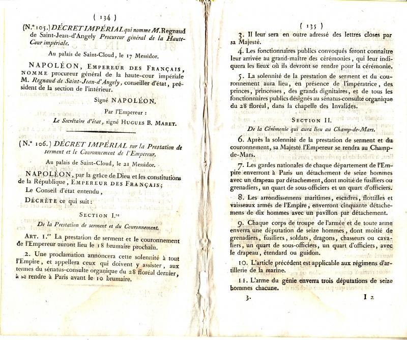 le sacre : 5 décembre 1804 247156SanstitreNumrisation02