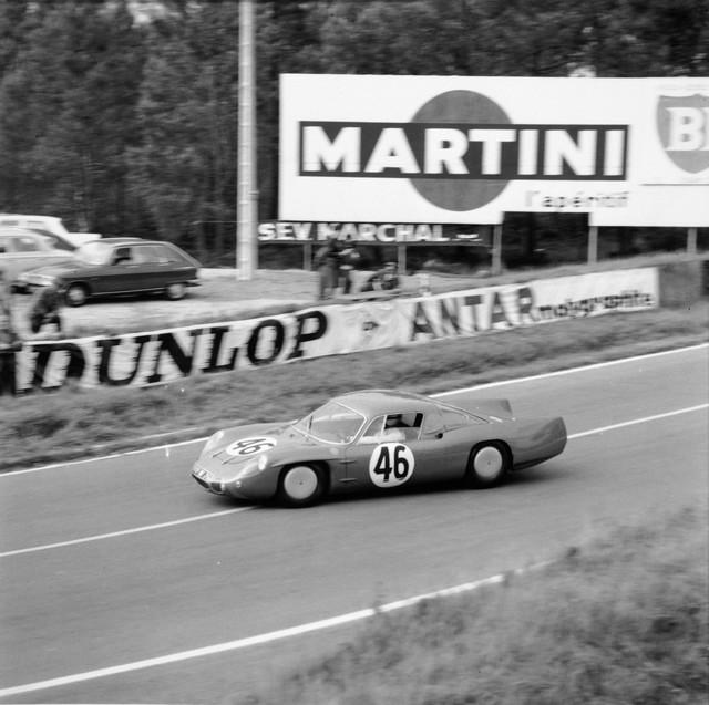 Alpine présent en force pour l'édition 2016 du Mans Classic 2486008063916