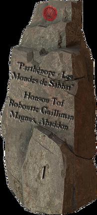 Lettres de sang: Les Pierres des Conquérants 249070521