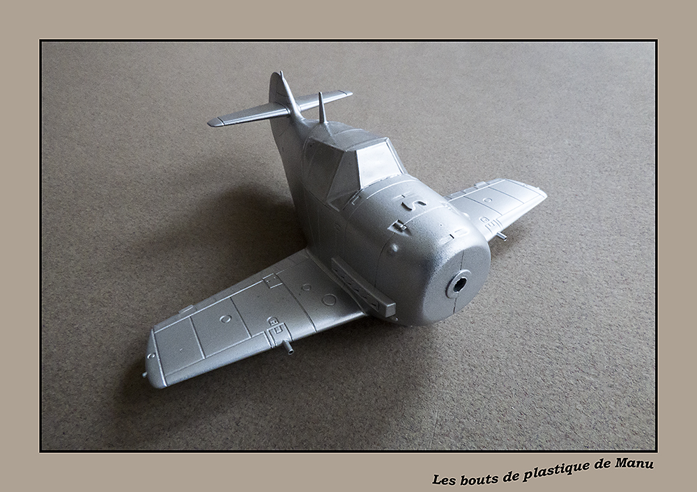 Bf 109 Tiger Model egg plane-FINI ! 2494365931