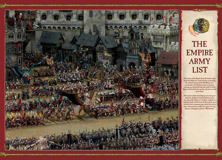 Warhammer : l'Empire, nouveau livre d'armée 249534Lempire4