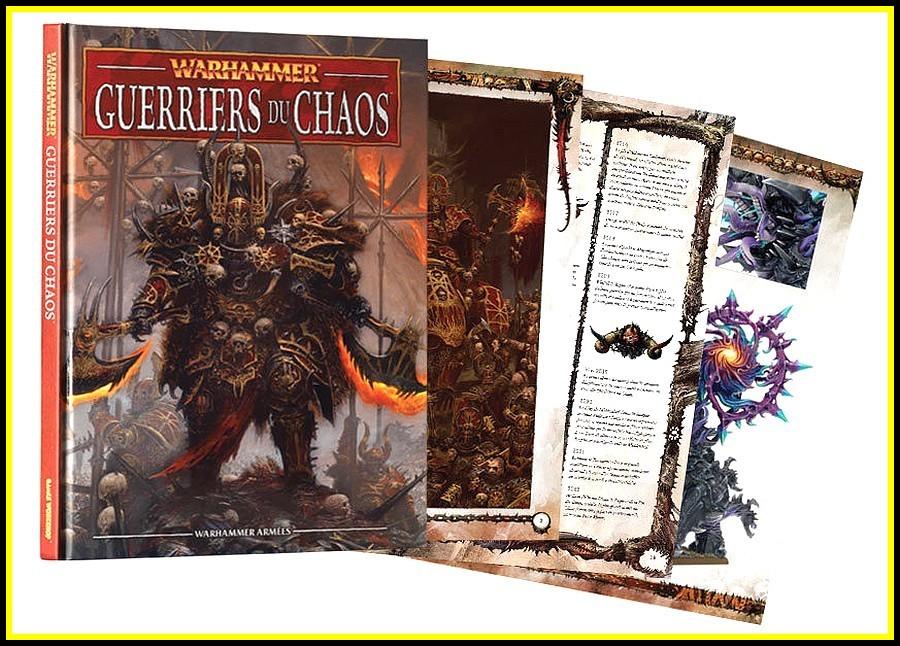 Warhammer Battle : Les nouveaux Guerriers du Chaos 250230Codexguerriersduchaos