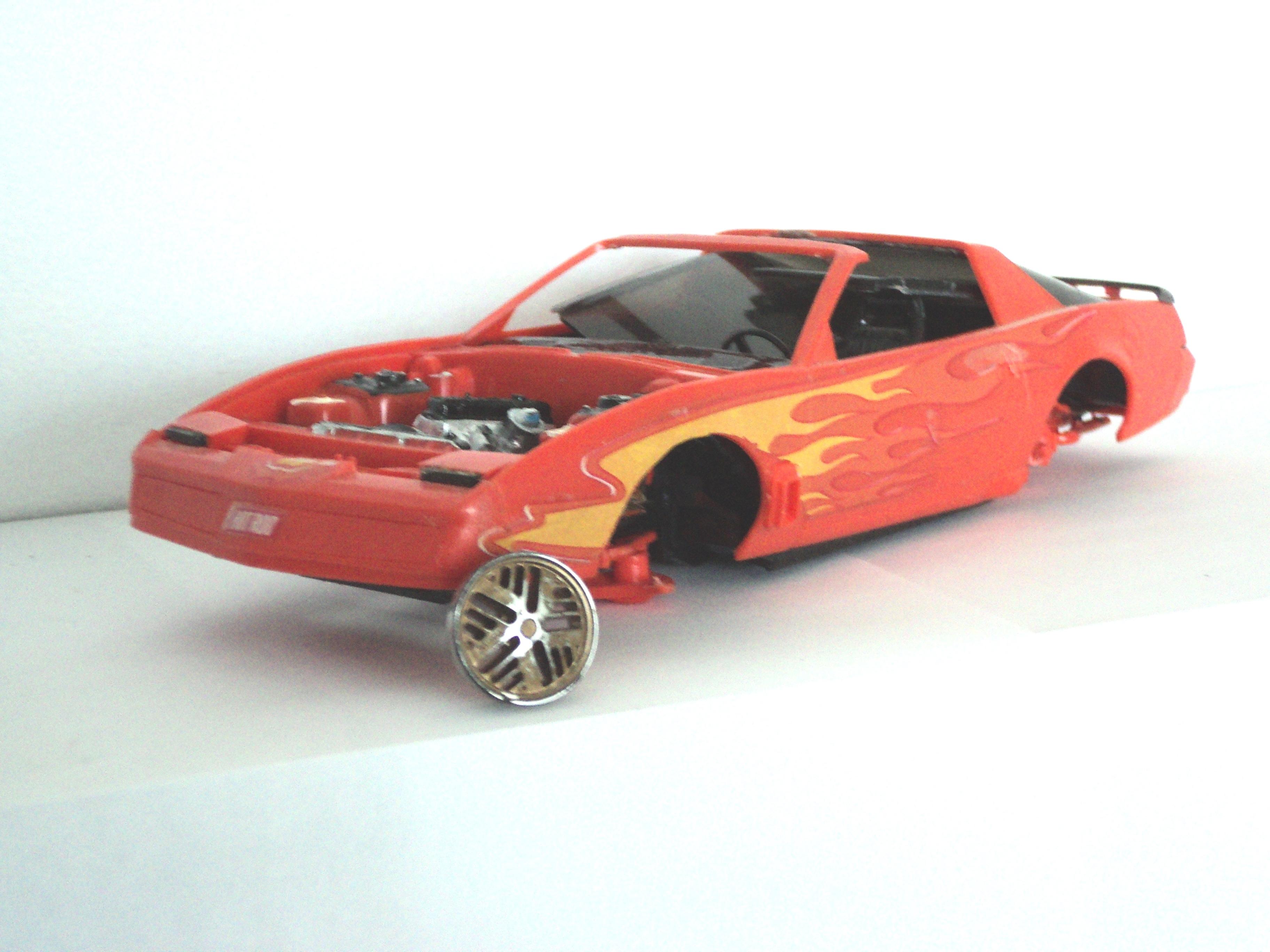 1984-85 Pontiac Firebird special 2503301984PontiacFirebird