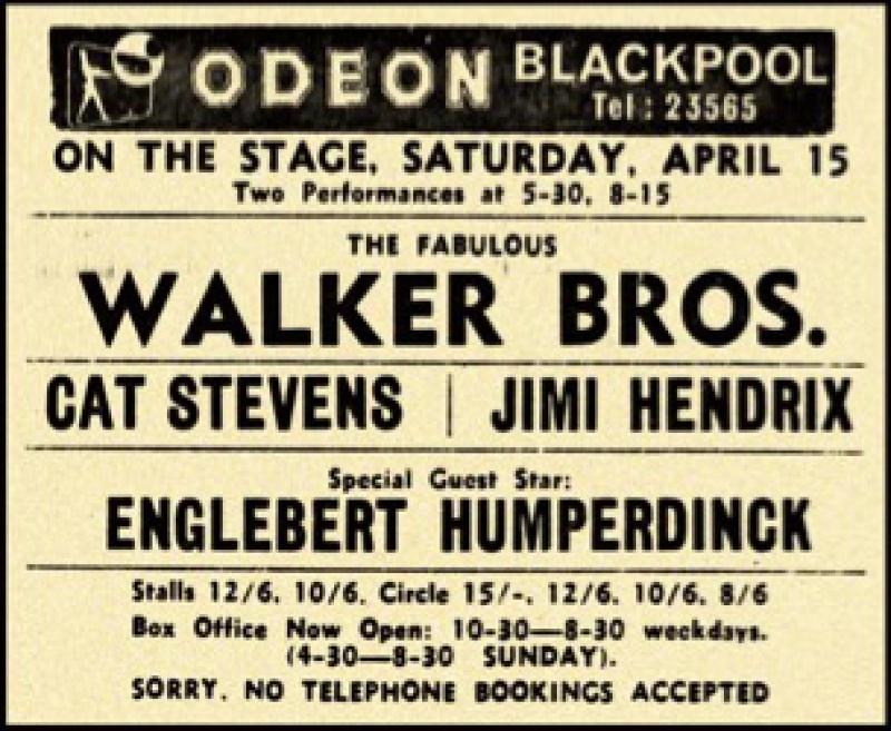 Blackpool (Odeon) : 15 avril 1967 2505391504ad297