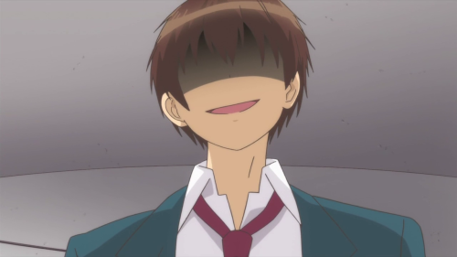 [MANGA/ANIME] Nagato Yuki-chan no Shoushitsu (The Disappearance of Nagato Yuki-chan) ~ 253378vlcsnap2015100517h03m14s58