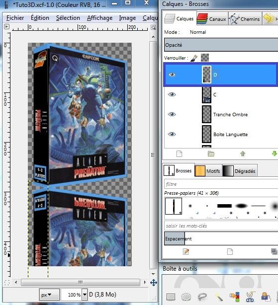 [Tutorial] Création d'icones 3D pour la Neo Geo X 253758Capture22