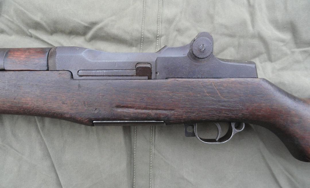 Le Fusil M-1 Garand 254115DSC01634