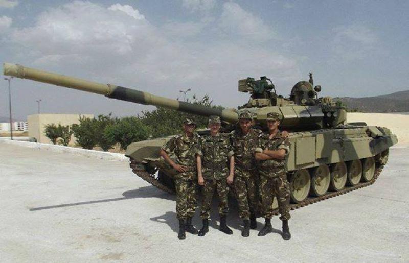 صناعة الدبابات الروسية T-90 في الجزائر 25424715078494085944893043831503761672574798938n