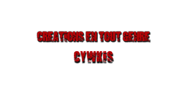 [Créations diverses] Cywkis - Page 37 254271CREATIONCYW