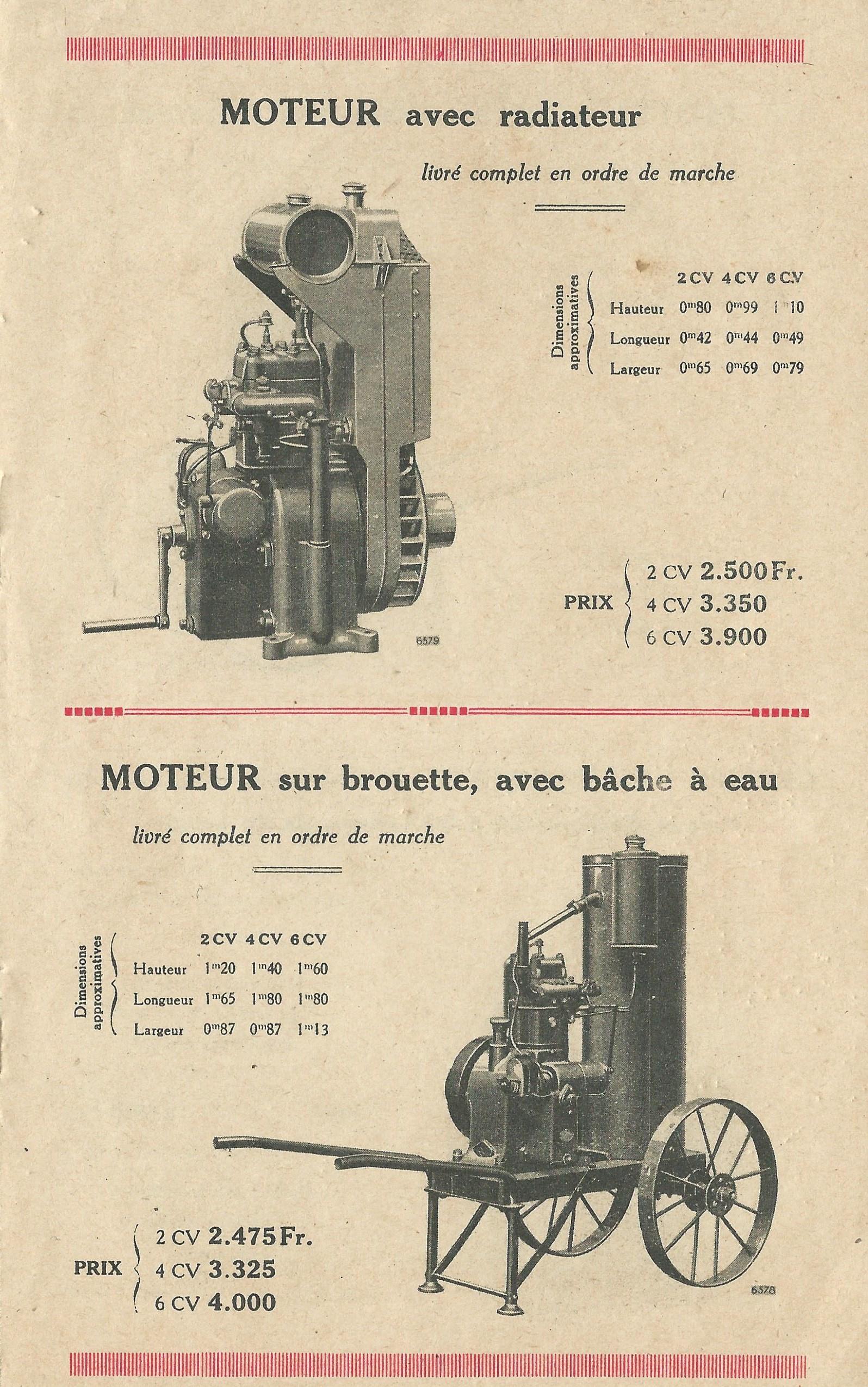 RENAULT - moteur renault 263 254378RENAULTmoteursfixes1927003