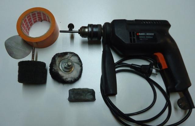 outillage - Rénovation d'un boîtier et d'un bracelet avec peu d'outillage 254979DSC00912