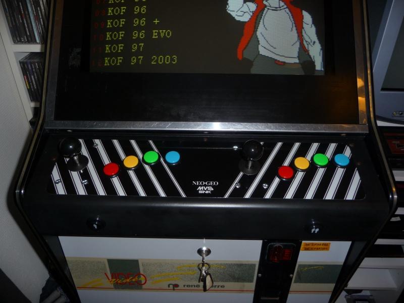 Problème câblage panel avec Supergun 255346P1060681