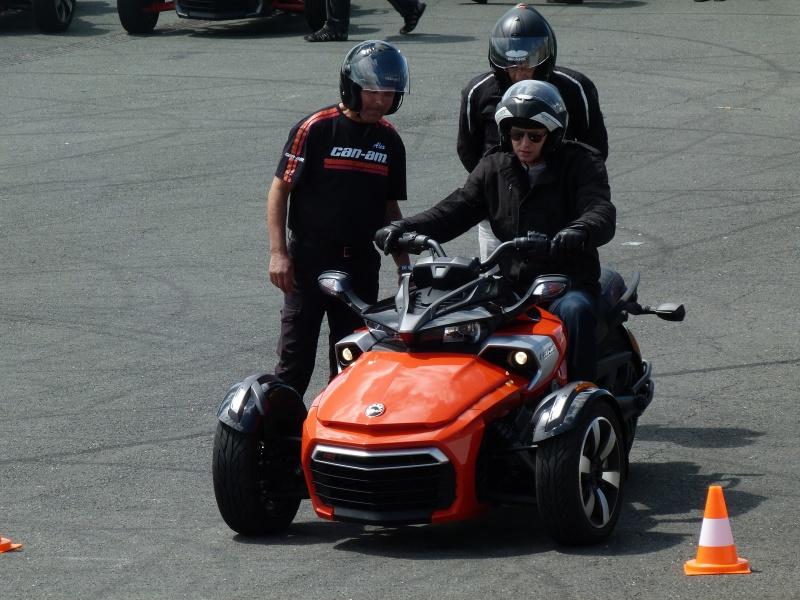 CR & Photos : TSO 17/05/15 : Essai du Can Am SPYDER F3-S et du RT-Limited 255662P1170672