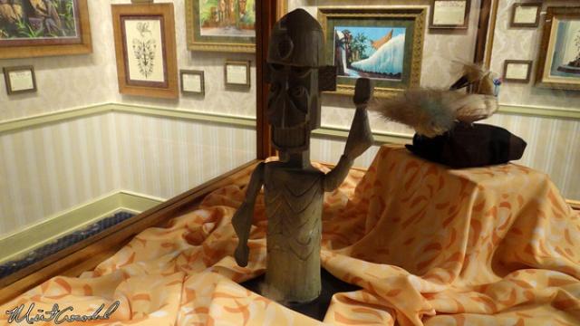 [Disneyland Park] The Disney Gallery - Exposition Tiki, Tiki, Tiki Realms, Celebrating 50 Years of Enchantment 255794t13